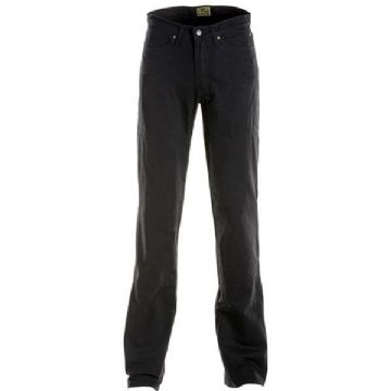 Draggin Classic Kevlar Motorcycle Jeans - Black RRP 159.99